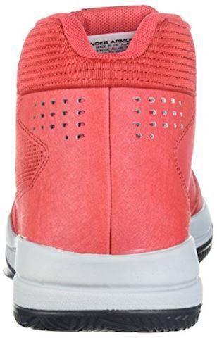 Under Armour Men's UA Jet Mid Basketball Shoes Image 2