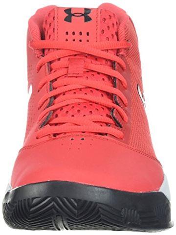 Under Armour Men's UA Jet Mid Basketball Shoes Image 4