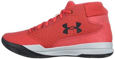 Under Armour Men's UA Jet Mid Basketball Shoes Image 5
