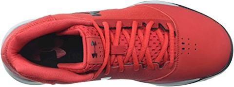 Under Armour Men's UA Jet Mid Basketball Shoes Image 8