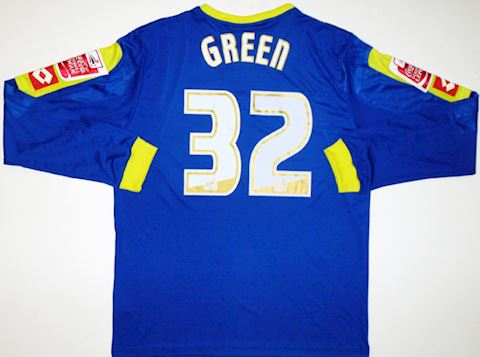 Lotto Crewe Alexandra Mens LS Away Shirt 2008/09 Image