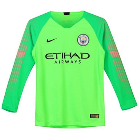pretty nice c8296 a67ab Nike Manchester City Kids LS Goalkeeper Away Shirt 2018/19