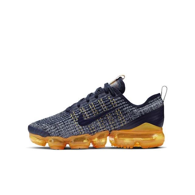 on sale d65df 4b944 Nike Air VaporMax Flyknit 3 Older Kids' Shoe - Blue