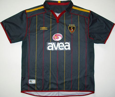 Umbro Galatasaray Mens SS Away Shirt 2004/05 Image