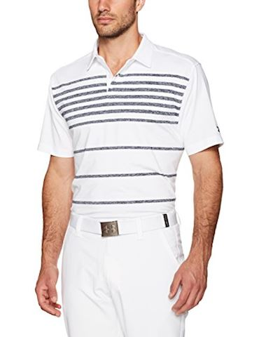 Under Armour Men's UA CoolSwitch Brassie Stripe Polo Image