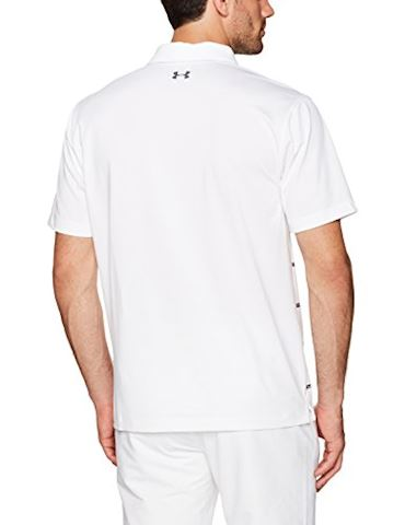 Under Armour Men's UA CoolSwitch Brassie Stripe Polo Image 2