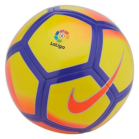 Nike Football Pitch Hi-Vis La Liga - Yellow/Purple/Pink Image