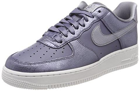 Nike Air Force 1'07 Low Premium Women's Shoe - Black Image
