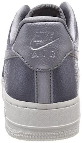 Nike Air Force 1'07 Low Premium Women's Shoe - Black Image 2