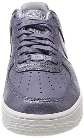 Nike Air Force 1'07 Low Premium Women's Shoe - Black Image 4