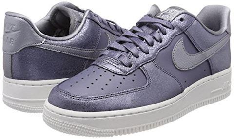 Nike Air Force 1'07 Low Premium Women's Shoe - Black Image 5