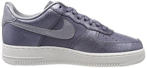 Nike Air Force 1'07 Low Premium Women's Shoe - Black Image 6