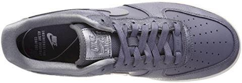 Nike Air Force 1'07 Low Premium Women's Shoe - Black Image 7