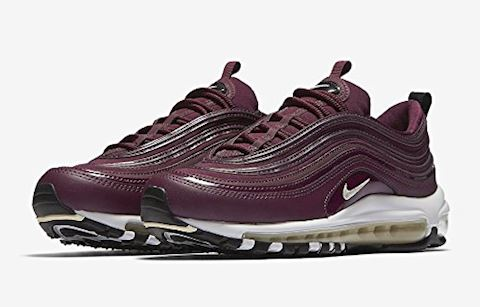 Nike Air Max 97 Premium Women's Shoe - Purple Image 2