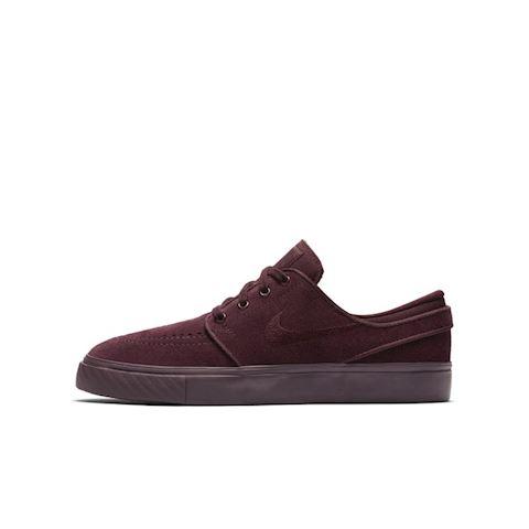 Nike Zoom Stefan Janoski Older Kids'Skateboarding Shoe - Black Image