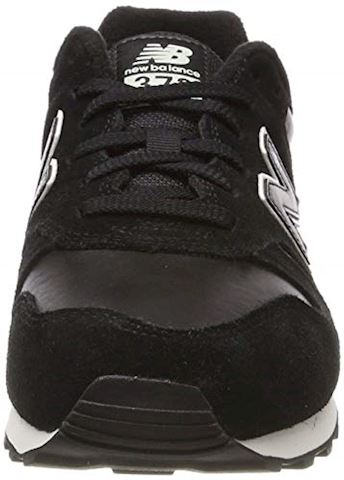 New Balance  WL373  women's Shoes (Trainers) in Black Image 4