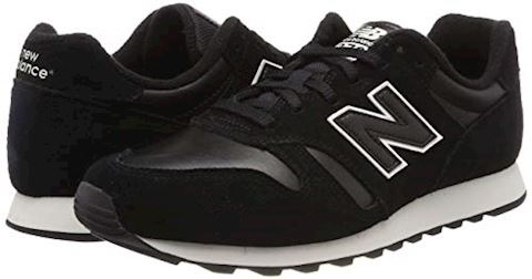 New Balance  WL373  women's Shoes (Trainers) in Black Image 5