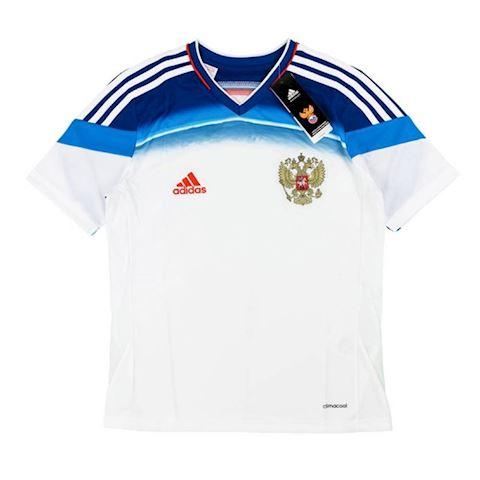 adidas Russia Kids SS Away Shirt 2014 Image