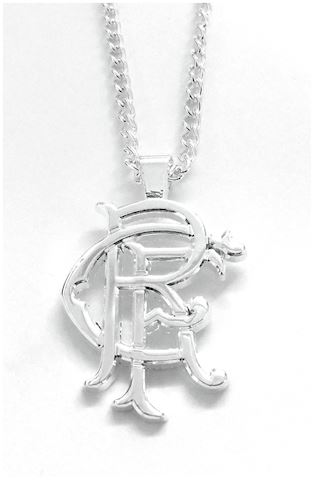 Rangers FC - Silver Plated - Pendant and Chain Image