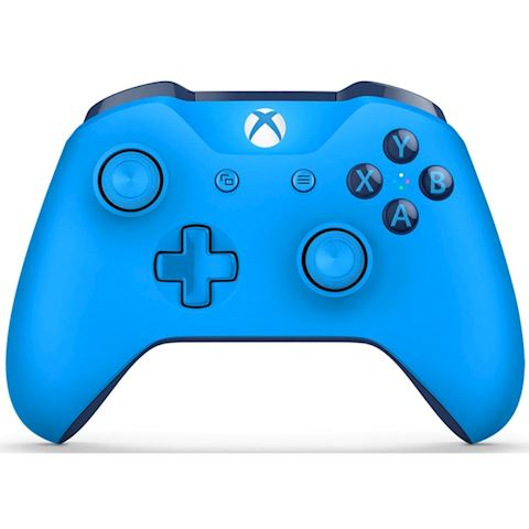 Xbox One Wireless Controller - Blue Image
