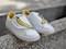 Puma Minions Basket Wrap Statement Leather Kids Trainers Thumbnail Image