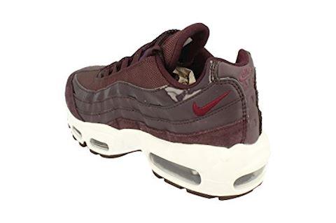 Nike Air Max 95 OG Women's Shoe - Purple Image 2