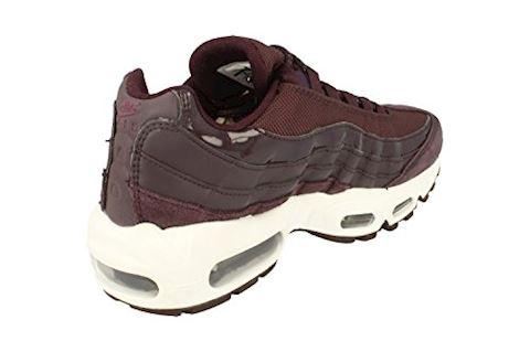 Nike Air Max 95 OG Women's Shoe - Purple Image 3