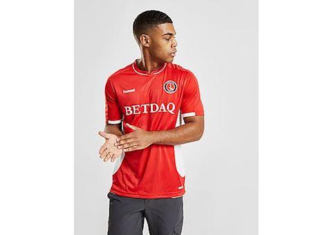 Hummel Charlton Athletic Mens SS Home Shirt 2018/19 Image