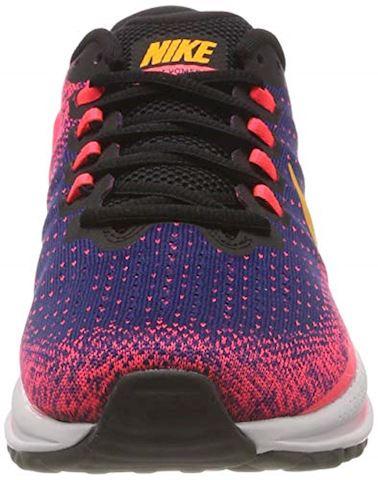Nike Air Zoom Vomero 13 Men's Running Shoe - Blue Image 4