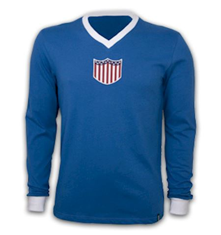 USA Mens LS Home Shirt 1934