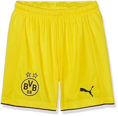 Puma Borussia Dortmund Kids Away Shorts 2016/17 Image