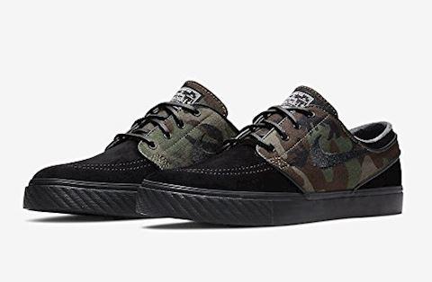 Nike SB Zoom Stefan Janoski OG Men's Skateboarding Shoe - Black Image