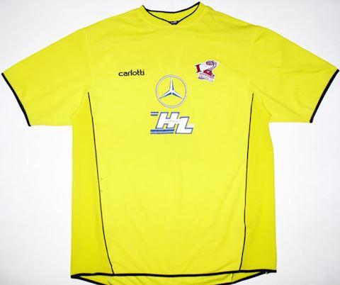 Scunthorpe United Mens SS Away Shirt 2004/05 Image