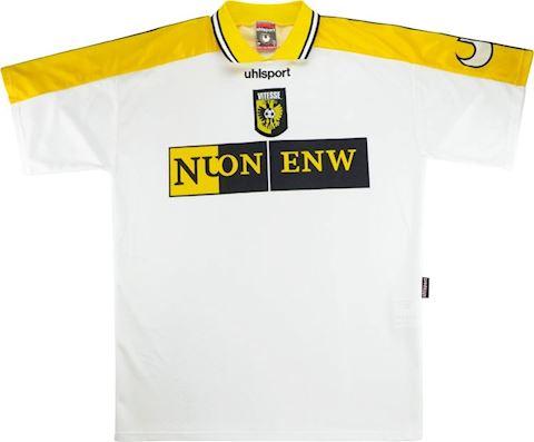 uhlsport Vitesse Arnhem Mens SS Away Shirt 1999/00 Image