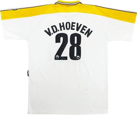 uhlsport Vitesse Arnhem Mens SS Away Shirt 1999/00 Image 2