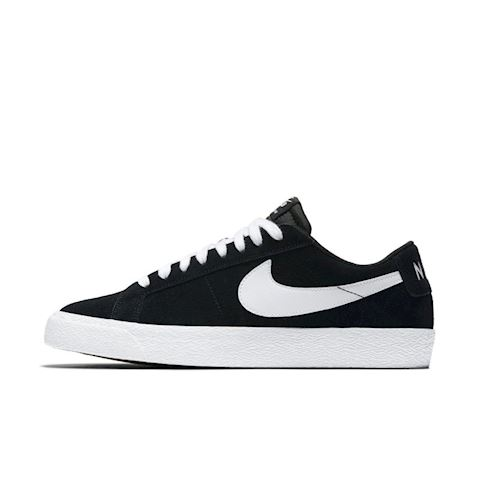 Nike SB Blazer Zoom Low Men's Skateboarding Shoe - Black Image