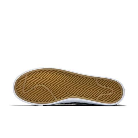 Nike SB Blazer Zoom Low Men's Skateboarding Shoe - Black Image 5