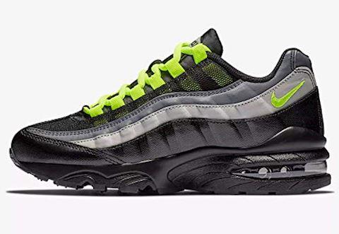 size 40 522be 1722c Nike Air Max 95 Older Kids  Shoe - Black Image