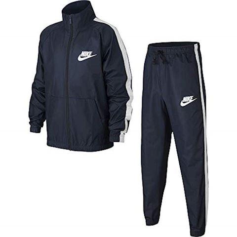Nike Sportswear Older Kids'(Boys') Tracksuit - Blue Image 6