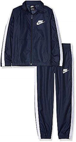 Nike Sportswear Older Kids'(Boys') Tracksuit - Blue Image 7