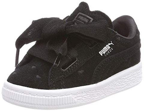 Puma Suede Heart Valentine Baby Training Shoes Image