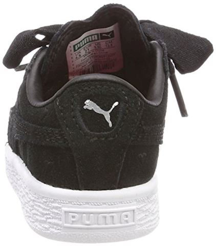 Puma Suede Heart Valentine Baby Training Shoes Image 2