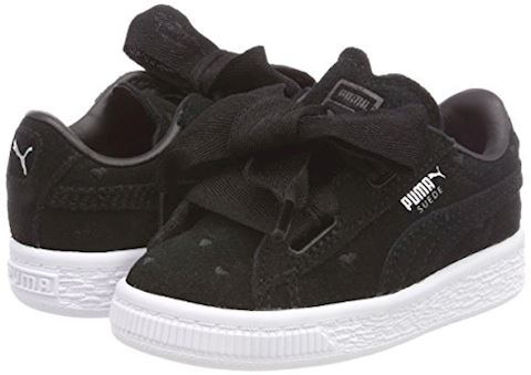Puma Suede Heart Valentine Baby Training Shoes Image 5