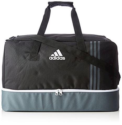 adidas Tiro Team Bag BC Large Black Dark Grey White Image
