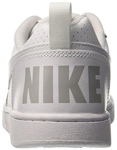 NikeCourt Borough Low Older Kids' Shoe - White Image 2