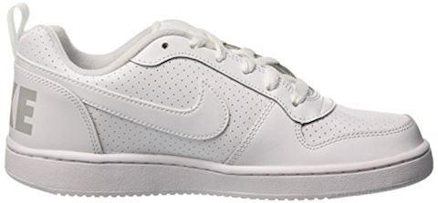 NikeCourt Borough Low Older Kids' Shoe - White Image 6