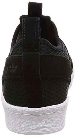 adidas  SUPERSTAR SLIP ON W  women's Shoes (Trainers) in Black Image 2