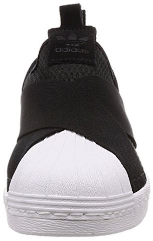 adidas  SUPERSTAR SLIP ON W  women's Shoes (Trainers) in Black Image 4
