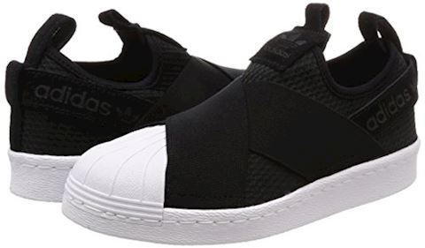 adidas  SUPERSTAR SLIP ON W  women's Shoes (Trainers) in Black Image 5