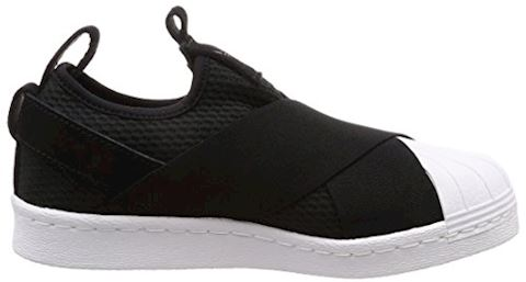 adidas  SUPERSTAR SLIP ON W  women's Shoes (Trainers) in Black Image 6